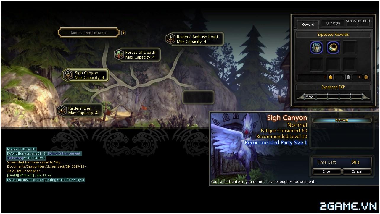 Dragon Nest: Hướng dẫn tăng cấp siêu nhanh 2