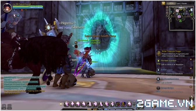Dragon Nest: Hướng dẫn tăng cấp siêu nhanh 5