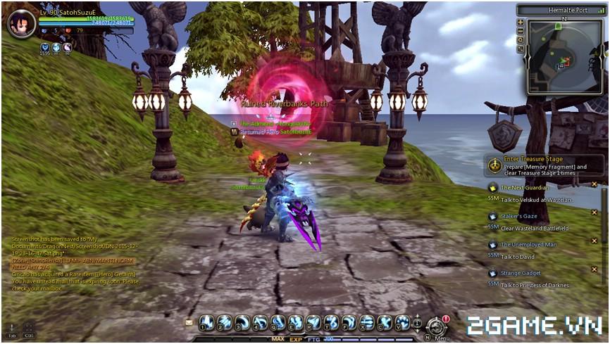 Dragon Nest: Hướng dẫn tăng cấp siêu nhanh 6