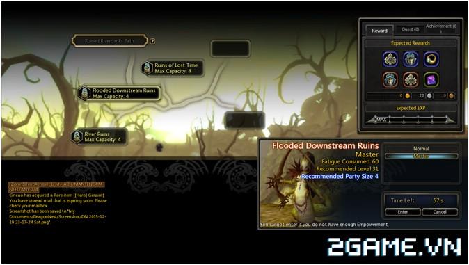 Dragon Nest: Hướng dẫn tăng cấp siêu nhanh 7
