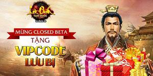 Tặng 220 giftcode game Lôi Đình Tam Quốc