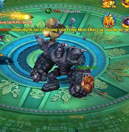 Ma Kiếm Truyền Kỳ: Lần đầu tiên gamer được can thiệp sâu vào tính năng game 3