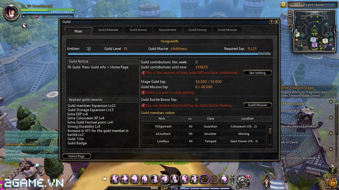 Dragon Nest: Mẹo thăng cấp nhanh trong game 2