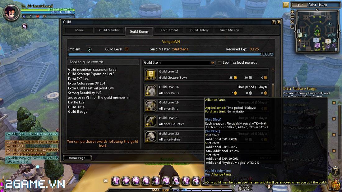 Dragon Nest: Mẹo thăng cấp nhanh trong game 3