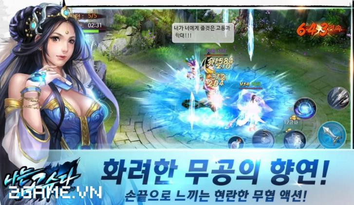 Hiên Viên Kiếm mobile sắp được Soha Game ra mắt 1