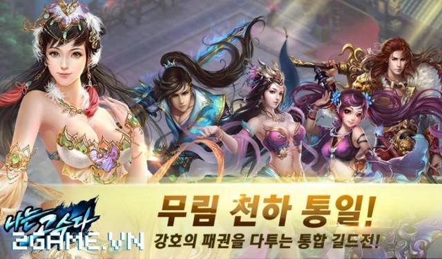 Hiên Viên Kiếm mobile sắp được Soha Game ra mắt 4