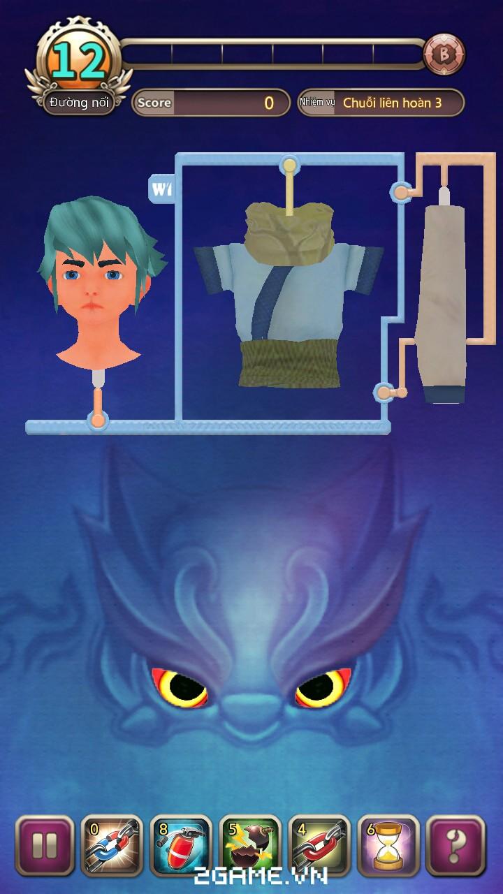 Thì ra sự kiện Tuổi Thơ Dữ Dội là game mobile giải đố thú vị 8