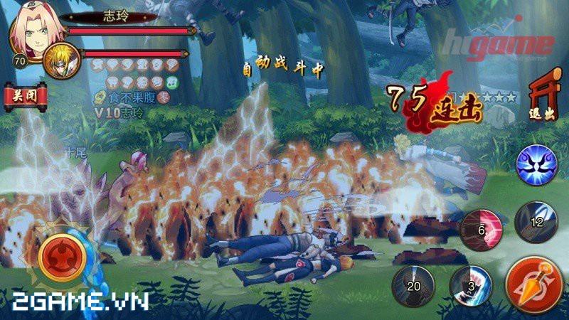 Huyền Thoại Naruto - game mobile về Naruto đã đến Việt Nam 4