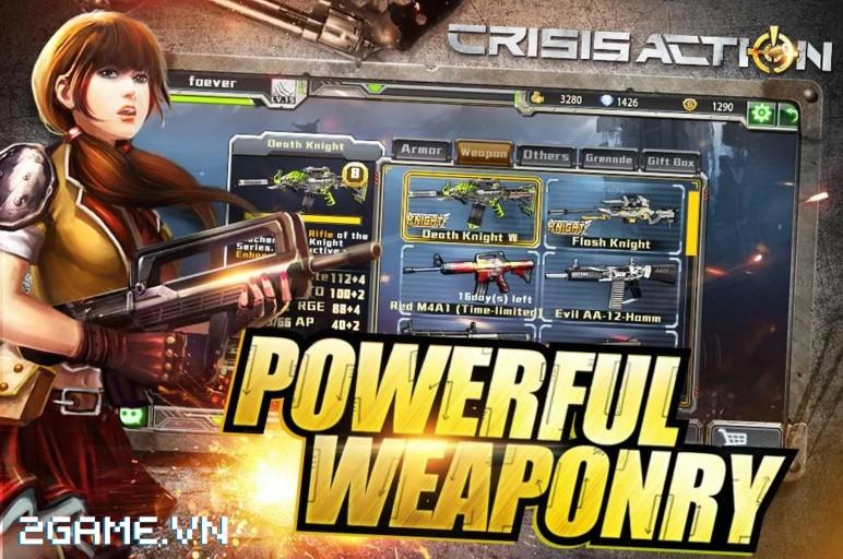Tập Kích mobile sẵn sàng nghênh chiến Chiến Dịch Huyền Thoại 3