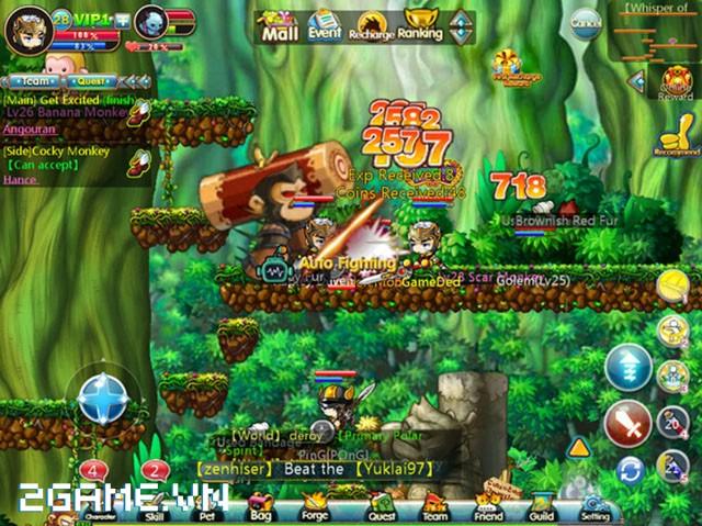 Top 4 game online Hàn Quốc đồ họa đẹp, đáng chơi thử tại Việt Nam 1