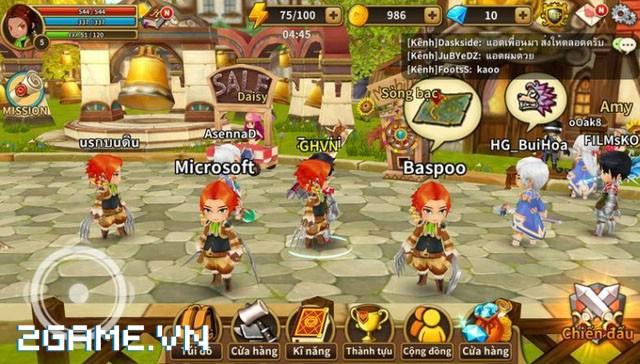 Top 4 game online Hàn Quốc đồ họa đẹp, đáng chơi thử tại Việt Nam 8