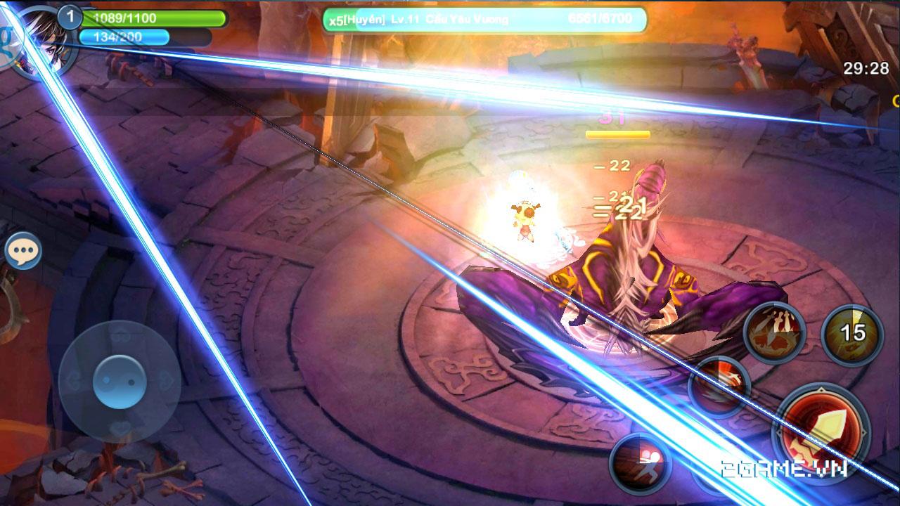 Game Đế Tôn có chất hành động chưa đủ đã, nhưng gây sức hút nhờ tính năng bổ trợ 2