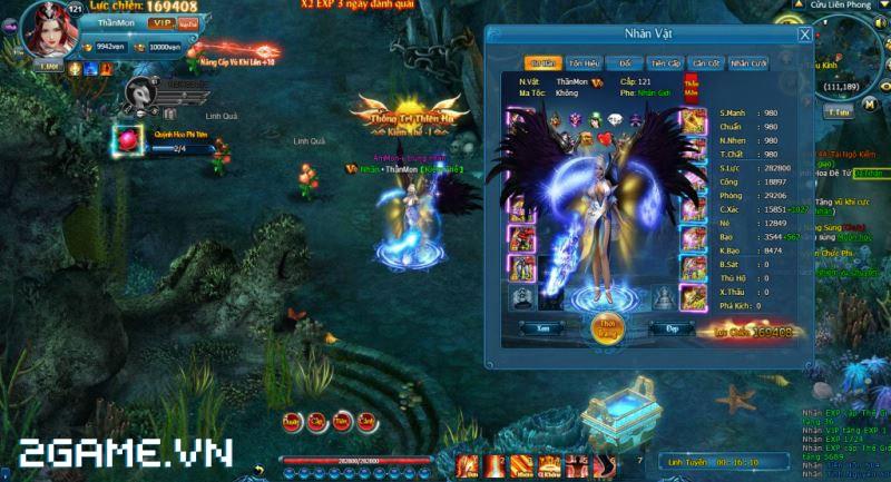Dạo một vòng quanh game Ma Kiếm Lục trước ngày ra mắt 5