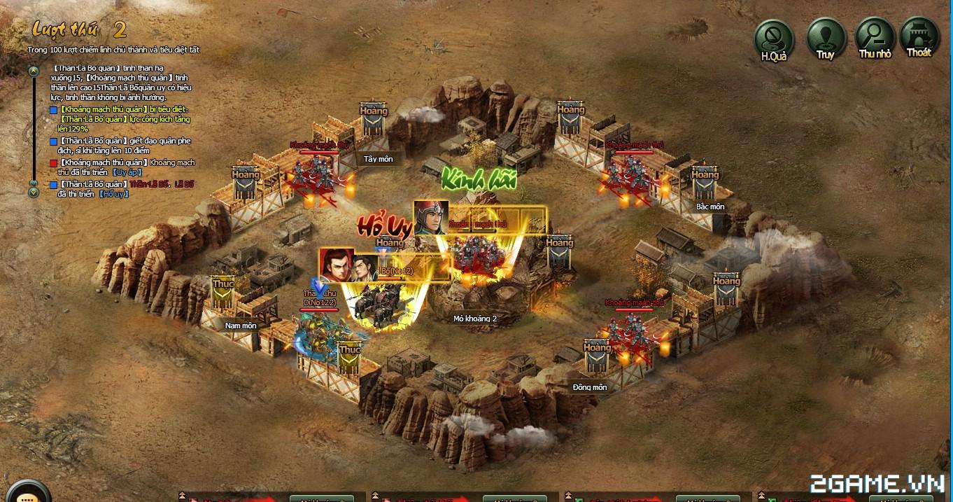 Game chiến thuật Vi Vương không ngại thay đổi và sáng tạo 1