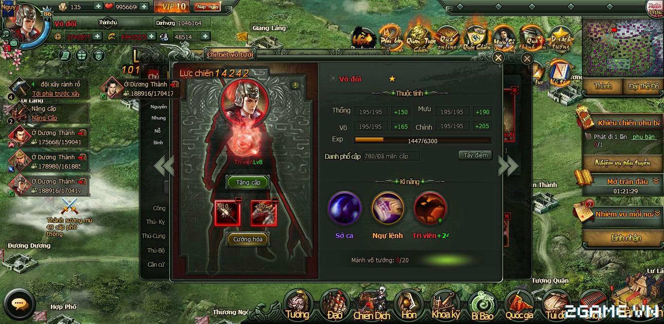 Game chiến thuật Vi Vương không ngại thay đổi và sáng tạo 3
