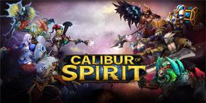 Huyền Thoại MOBA – Calibur of Spirit cập bến Việt Nam