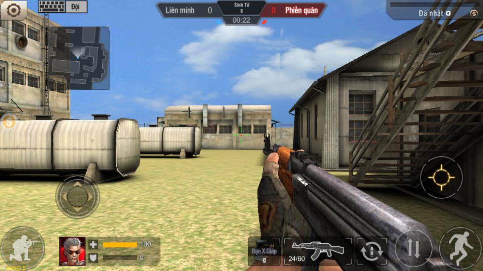 Bói tính cách game thủ Tập Kích mobile qua vũ khí ưa dùng 0