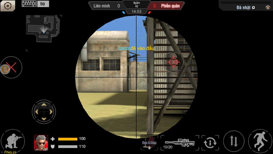 Bói tính cách game thủ Tập Kích mobile qua vũ khí ưa dùng 2
