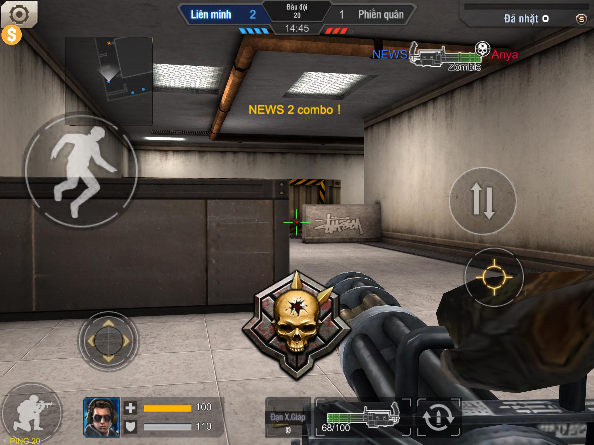 Bói tính cách game thủ Tập Kích mobile qua vũ khí ưa dùng 4