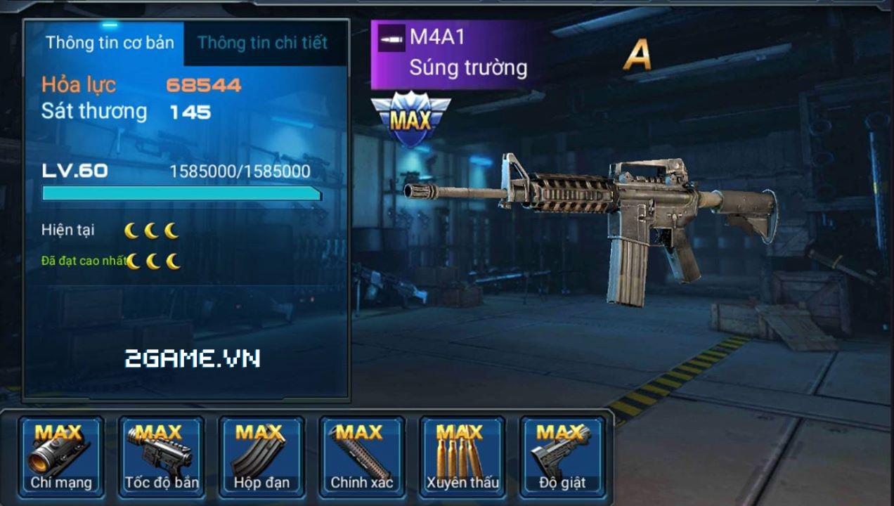 Chiến Dịch Huyền Thoại: Tư vấn chọn súng để chơi Phối hợp hiệu quả 0