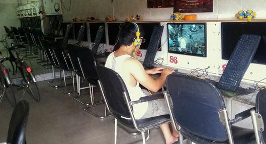 Cảm giác chơi game nhập vai cài đặt trên PC khác xa rất nhiều khi chiến trên webgame hay game mobile 0