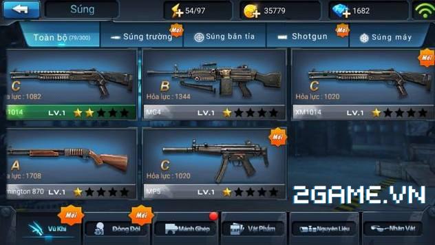 Chiến Dịch Huyền Thoại: Màu súng ảnh hưởng thế nào đến sức mạnh của súng 0