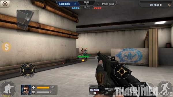 Tập Kích mobile: Tìm hiểu tính năng Thiên phú độc nhất trong game bắn súng 3