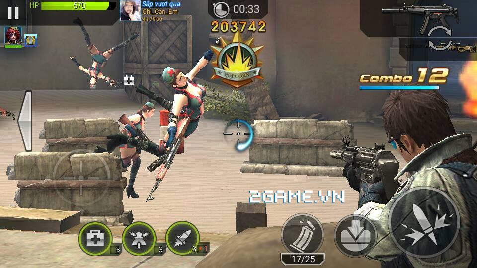 Chiến Dịch Huyền Thoại: Chế độ PK trong game rất cân bằng!