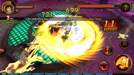 Thiên Địa 3D: 5 lí do không nên bỏ qua tựa game dựa trên game MU Online này 3