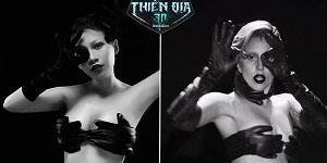 Ngắm Admin Thiên Địa 3D hóa Lady Gaga giới thiệu Big Update