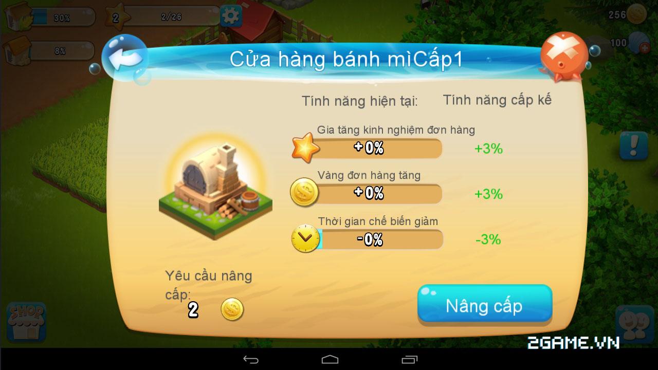 Chạm vào game Vườn Vui Vẻ 3V bản Việt hóa 12