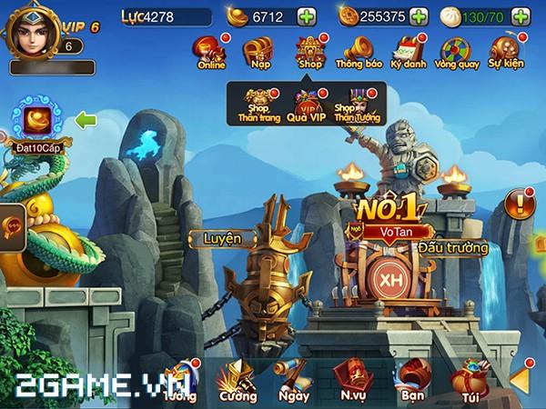 Binh Pháp 3D – Game mobile chiến thuật Tam Quốc ngộ nghĩnh cập bến Việt Nam 1