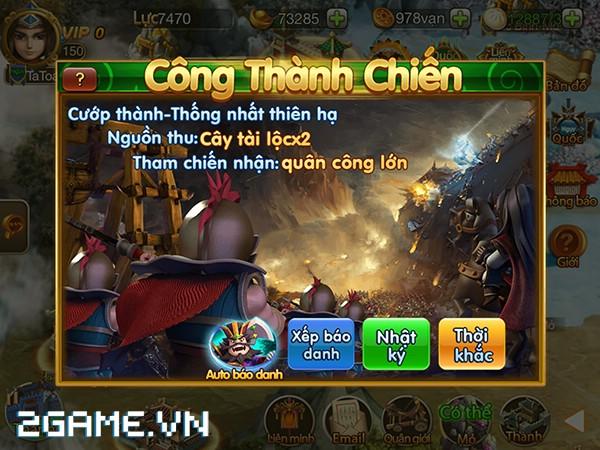 Binh Pháp 3D – Game mobile chiến thuật Tam Quốc ngộ nghĩnh cập bến Việt Nam 5