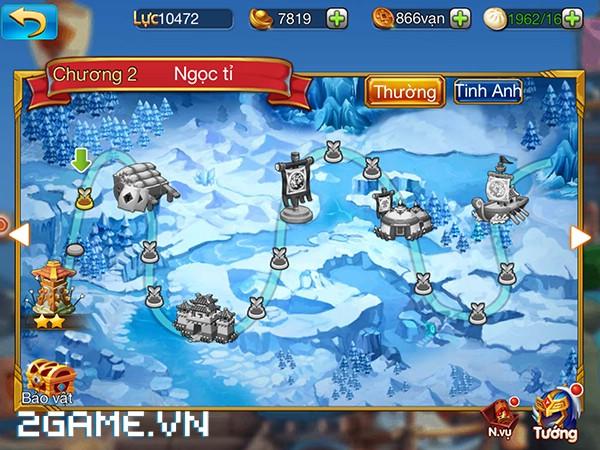 Binh Pháp 3D – Game mobile chiến thuật Tam Quốc ngộ nghĩnh cập bến Việt Nam 4