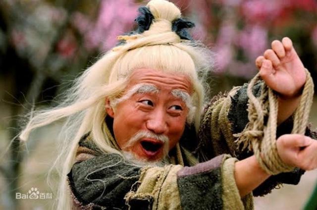 Sặc cười khi võ công Kim Dung trong phim chưởng bị dùng sai mục đích 5