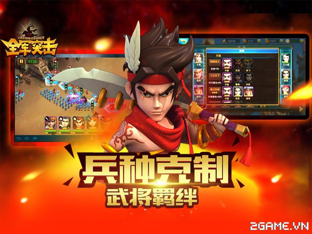 Đánh giá tổng quan về game Binh Pháp 3D sắp ra mắt tại Việt Nam 1