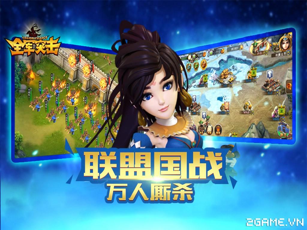 Đánh giá tổng quan về game Binh Pháp 3D sắp ra mắt tại Việt Nam 2