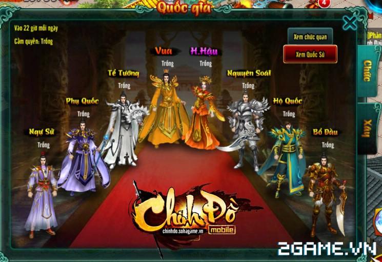 Chinh Đồ Mobile: Địa vị, chức tước trong game online có dễ dàng mua được bằng tiền? 5