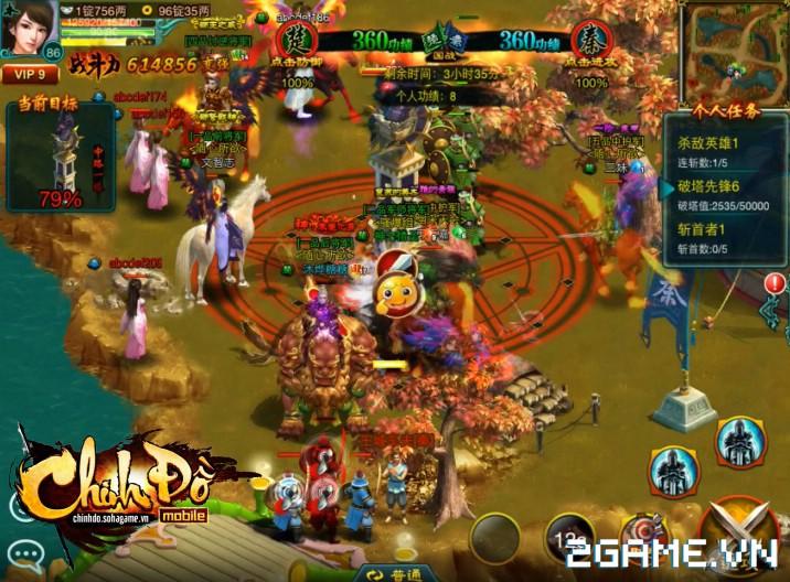 Chinh Đồ Mobile: Địa vị, chức tước trong game online có dễ dàng mua được bằng tiền? 6
