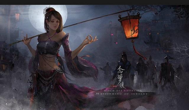 Môn phái chuyên ship hàng xuất hiện trong game online 5