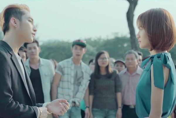 Hot girl Võ Ê Vo mê Ngạo Kiếm Vô Song hơn Sơn Tùng M-TP? 1