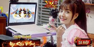 Hot girl Võ Ê Vo mê Ngạo Kiếm Vô Song hơn Sơn Tùng M-TP?