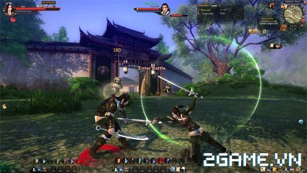 Nhìn lại cuộc chiến giữa game Kiếm hiệp và Tam Quốc 2