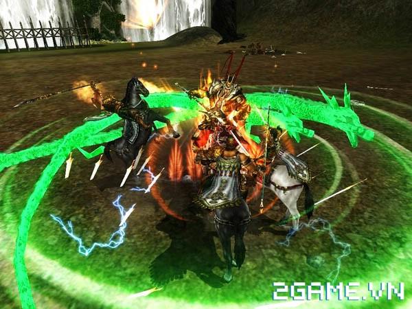 Nhìn lại cuộc chiến giữa game Kiếm hiệp và Tam Quốc 4