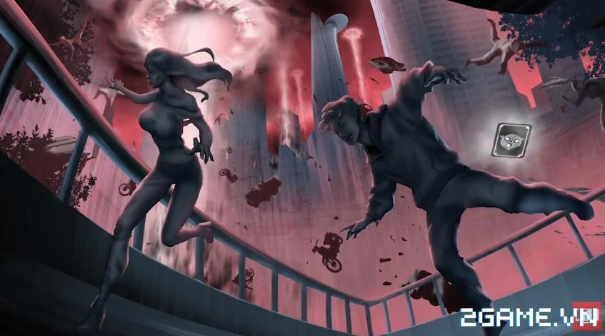 Loạn Đấu Võ Lâm hé lộ điều gì qua đoạn trailer game đầu tiên? 0
