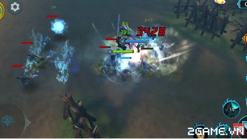 Loạn Đấu Võ Lâm hé lộ điều gì qua đoạn trailer game đầu tiên? 5