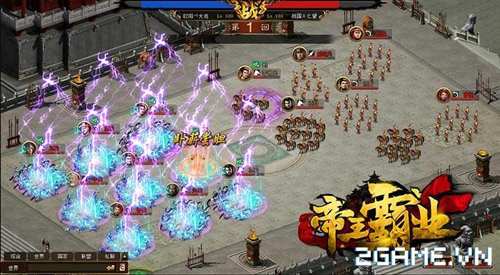 Đế Vương Bá Nghiệp – Webgame chiến thuật tranh quyền đoạt vị đến Việt Nam 4
