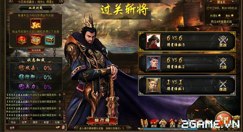 Đế Vương Bá Nghiệp – Webgame chiến thuật tranh quyền đoạt vị đến Việt Nam 3