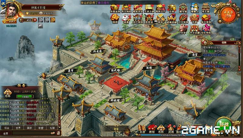 Đế Vương Bá Nghiệp – Webgame chiến thuật tranh quyền đoạt vị đến Việt Nam 0