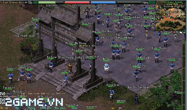 Võ Lâm Truyền Kỳ: Những địa danh in sâu trong ký ức của game thủ 1
